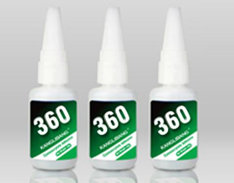 高强度瞬间粘接剂360